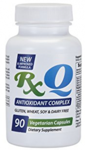 RXQ Antioxidant Complex Supplement Product