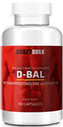 CrazyBulk D-BAL Bottle