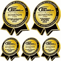 scivation awards