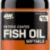 ON Fish Oil Pills Softgells