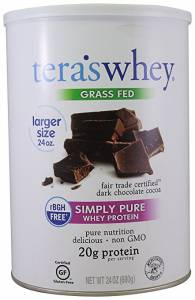 Tera Whey Chocolate